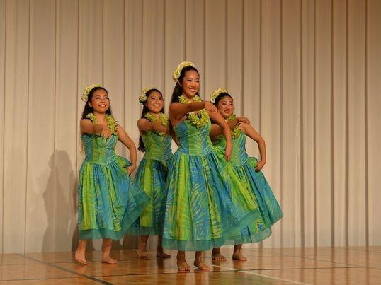 ハワイを感じるリラックスフラダンスワークショップの画像
