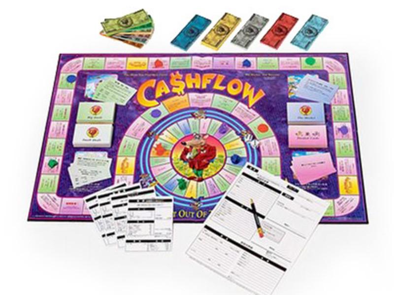 ゲームを通じてお金の知識が身につくキャッシュフローゲームin大阪の画像