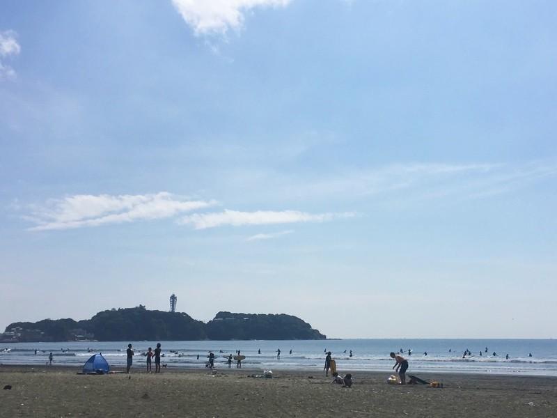 【コーチング ×五感】湘南の鵠沼海岸で五感解放!自分の枠を広げようの画像