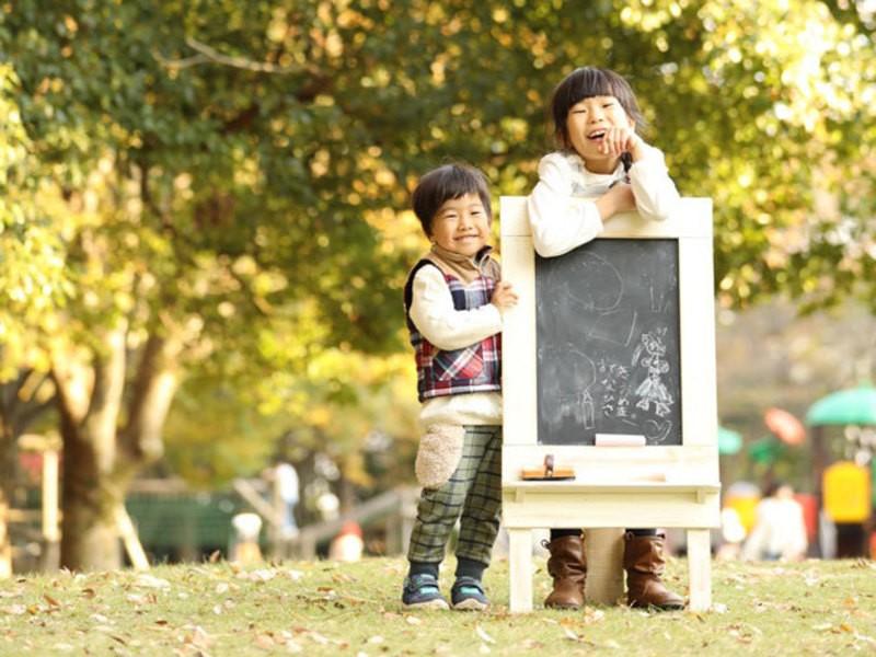 都内近郊の素敵なロケーションで子供写真をお洒落に撮る教室ですの画像