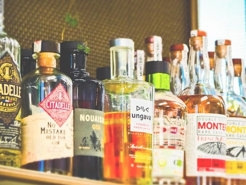 お酒が好きな人のための健康の画像
