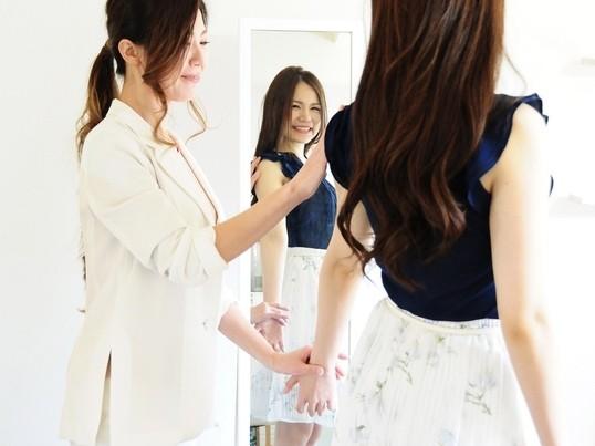 骨格診断*似合うファッション診断の画像