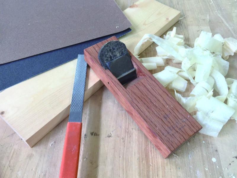 【木工検定3級対策講座Ⅱ】手工具①・②+ミニステップの画像
