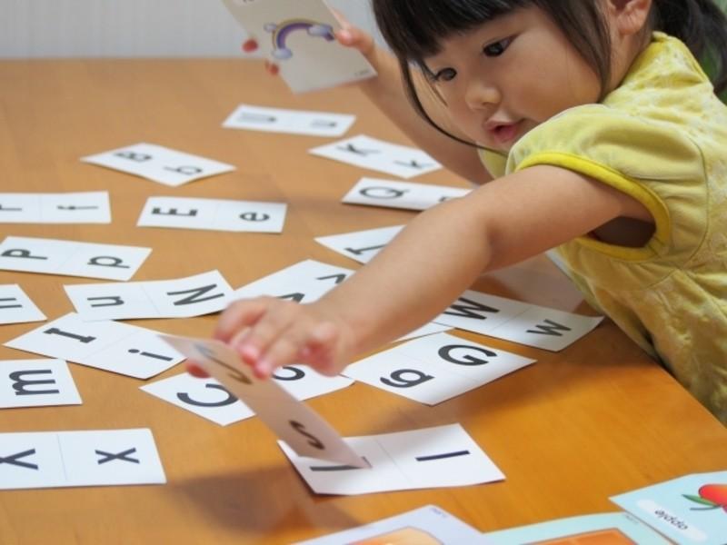 赤ちゃんから幼児さん親子対象。親子で楽しく英語遊び♪ の画像