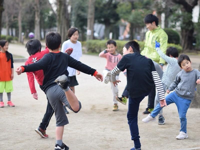 小学生短距離教室 90分で陸上選手の走りにフィジカルデザインしますの画像