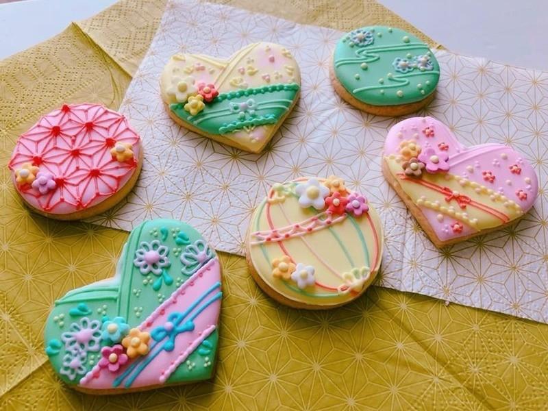 【2日間限定】和風アイシングクッキー♪ワークショップの画像