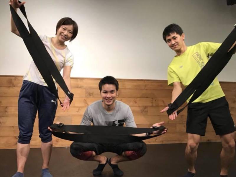 腰痛、肩こり改善!誰でも簡単エクササイズin渋谷の画像