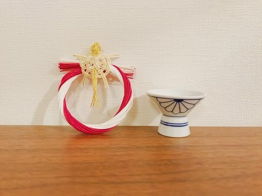 【水引】開運を呼ぶ☆水引で作るお正月飾りの画像
