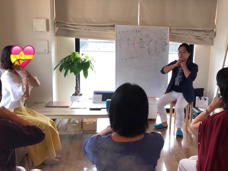 歌声ボイストレーニング体験会(株トップオブボイスカンパニー主催)の画像