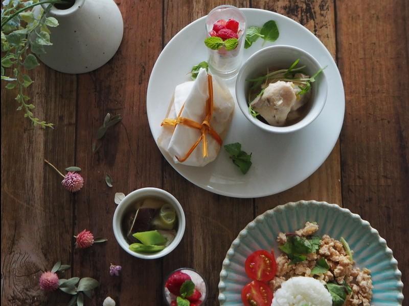 【ラオス料理】もち米のアレンジが楽しい定番5品!の画像