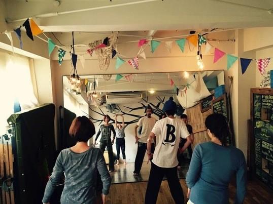 【初めての方大歓迎!】ヨガ と ダンス を楽しもう!! の画像
