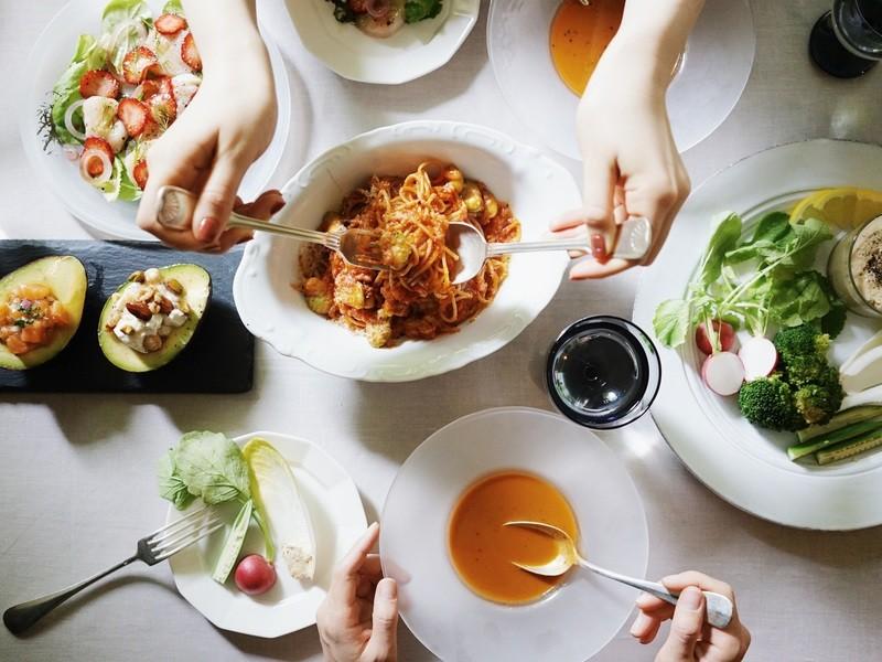 体質を知り正しく食べよう! 楽しく学べるランチ会レッスンの画像