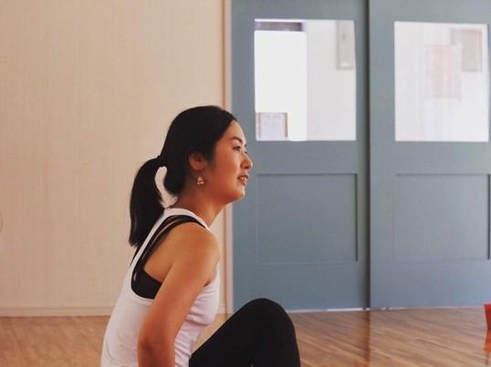 Yoga in Englishの画像