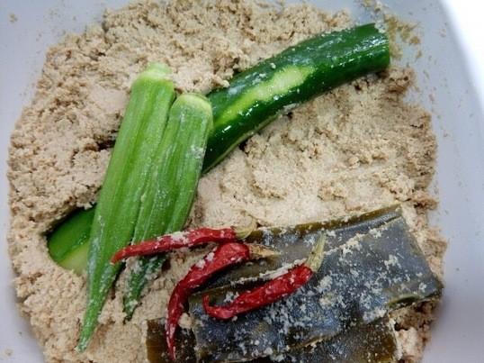 無農薬美活玄米ぬか床作り教室の画像