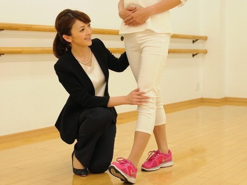 身体がラクなのに美しい✨正しい姿勢・歩き方レッスンの画像