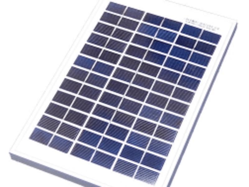 太陽電池で無停電電源装置を作り、災害に備えようの画像