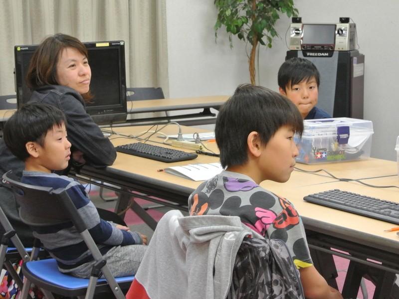 プログラミング体験出張教室の画像