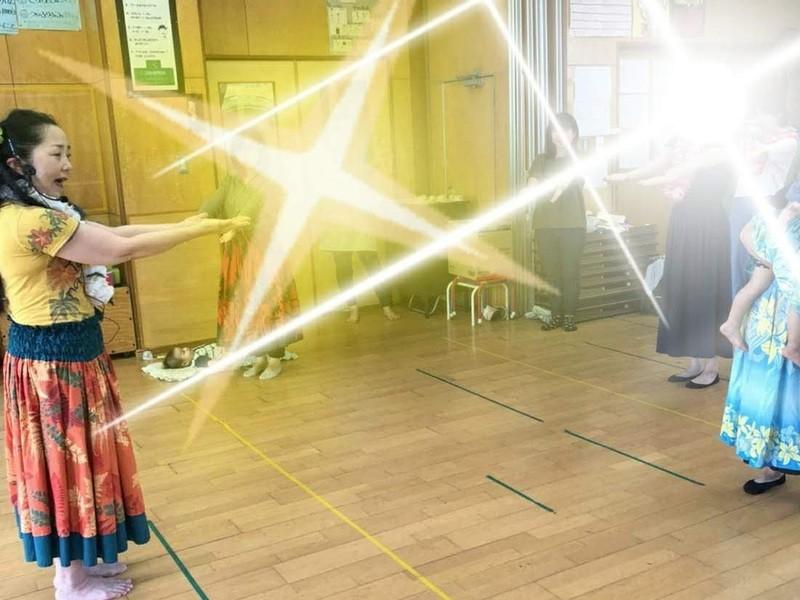 【初回体験】フラダンスでカラダづくりの画像