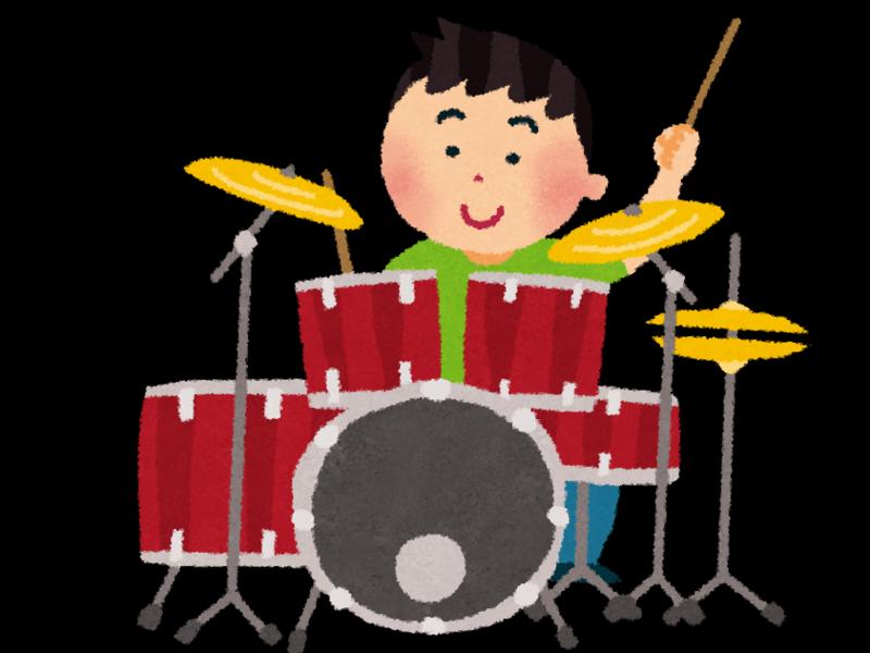 誰でも好きな曲のドラムができるように、全力でお手伝いします。の画像