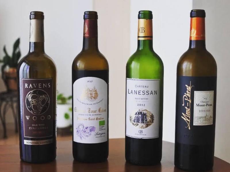 世界のワイン産地を旅するように学ぶ、テイスティング付き6回講座の画像