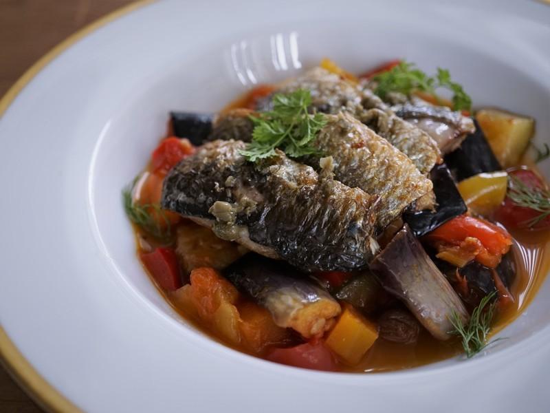 身近な食材で作るイタリア料理の画像