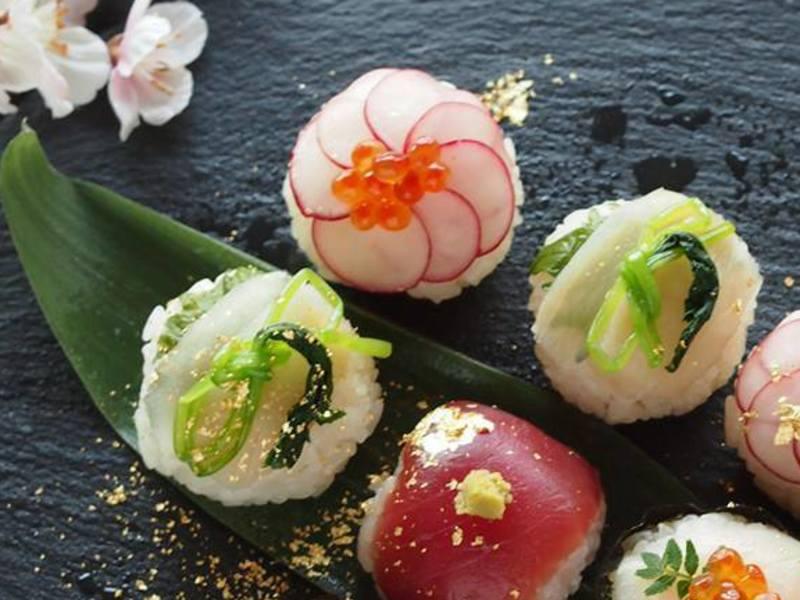 『手毬寿司おもてなし料理レッスン』のご案内の画像