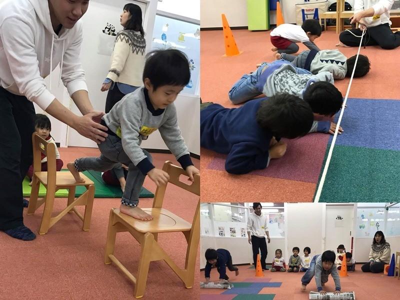 【初回体験】運動神経能力向上 Well doneキッズ運動スクールの画像