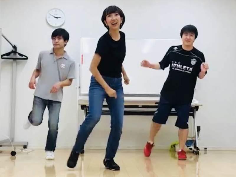 DA PUMPのUSAがフル踊れるようになるダンスレッスンの画像