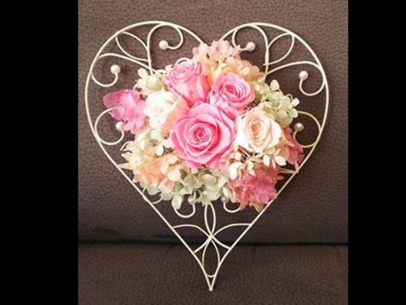 愛と感謝を伝えるバレンタインアレンジメント の画像