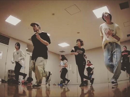 500円から始めるストリートダンスのステップ教室の画像