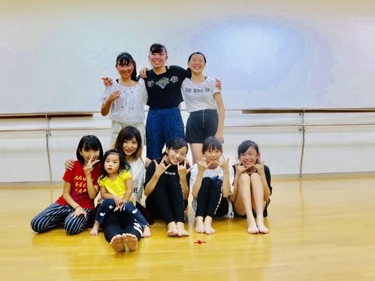 親子ダンス生徒募集!お子様と一緒に楽しめるダンスクラスです!の画像