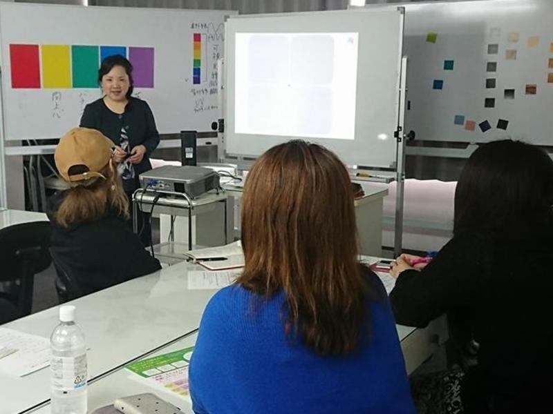 【福岡開催】色彩をもっと深く学びたいネイリストさん向け体験スクールの画像