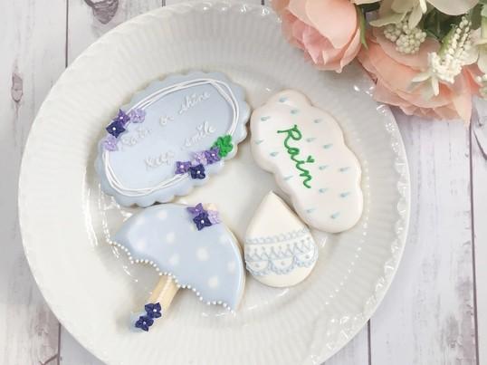 ALAアイシングクッキーアートコースレッスン4の画像