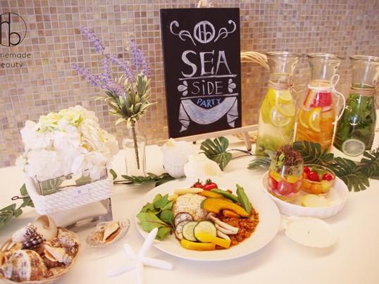 残席5★100%植物性レシピ&夏のHandmadeテーブルの画像