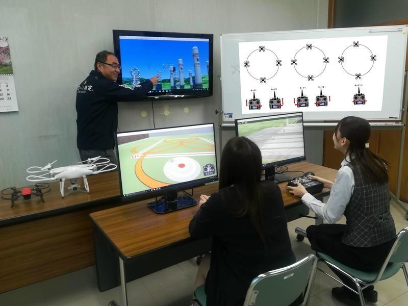 プロが教えるドローン操縦「基礎技能講習」(飛行申請可能)を受けようの画像