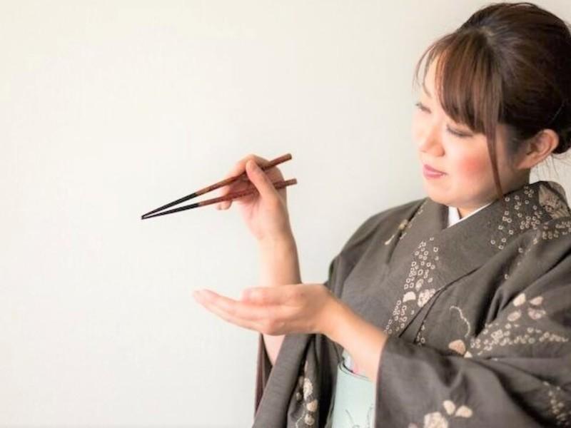 箸ソムリエから学ぶ、美しいお箸づかい。~基本編~の画像