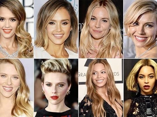 顔型診断と黄金比で美人顔に♡似合う髪型&眉毛&アクセサリーを知る!の画像