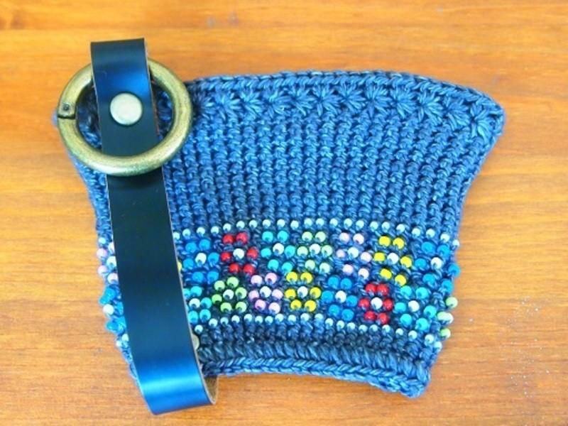 ビーズ編みでカップスリーブを編みましょう<追加レッスン>の画像