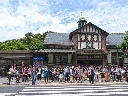 [都内英語留学] 東京観光しながら活きた実践英語の練習!の画像