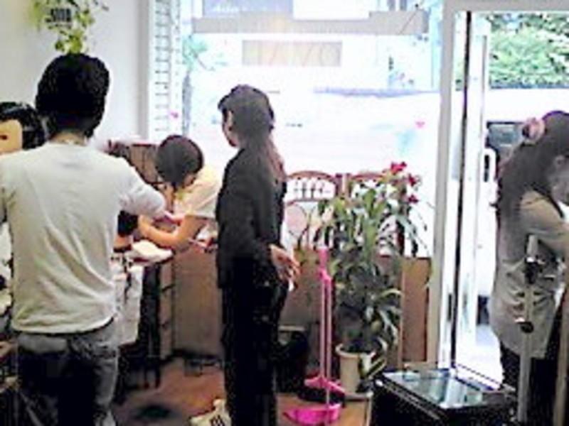 一般カット教室入門編(バリカンの使い方、ハサミの使い方等)の画像