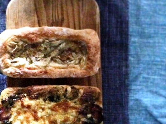 粉をこね焼き上がるまで2時間、とっても美味いお総菜パンが焼ける!の画像
