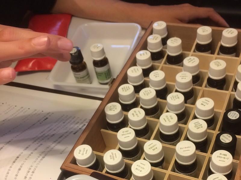 【花粉症対策編】薬剤師から学ぶ、精油とハーブで作る緑の薬箱の画像