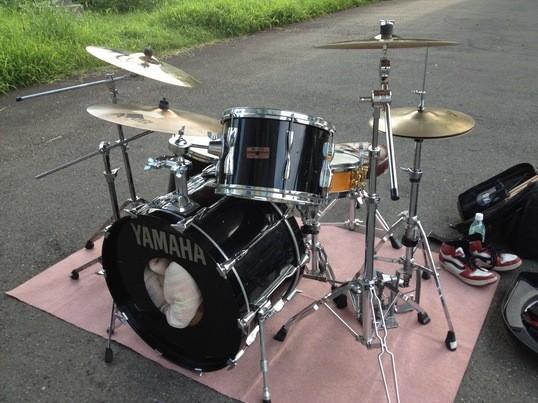 ドラムの基礎をお教えします!の画像
