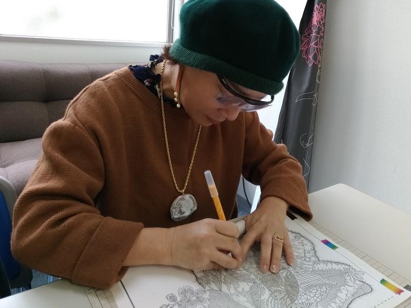 基礎から学ぶ切り絵講座・直線,曲線、かんたんな図案を切る!の画像