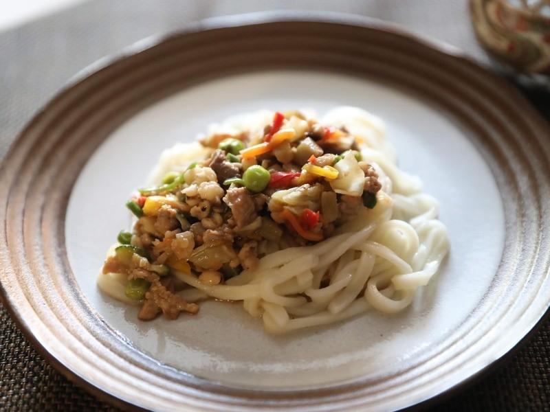 わんこも食べれるジャージャー麺の画像
