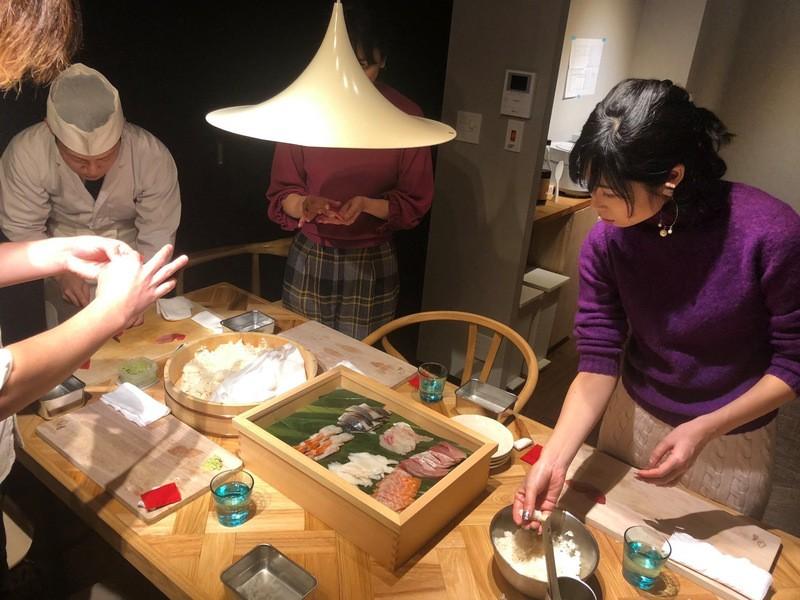 握り寿司パーティが開けちゃう?握り寿司体験で握りも知識も学ぼう!の画像