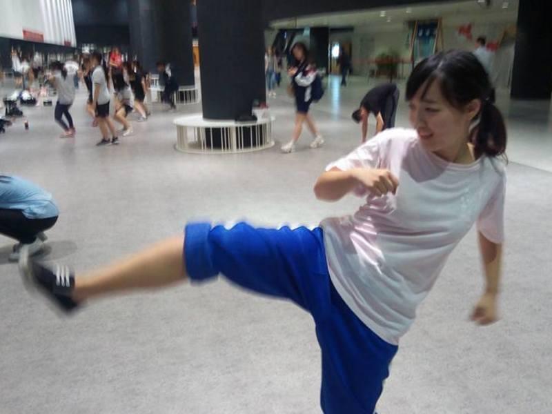 【全四回】日本拳法基本教室の画像
