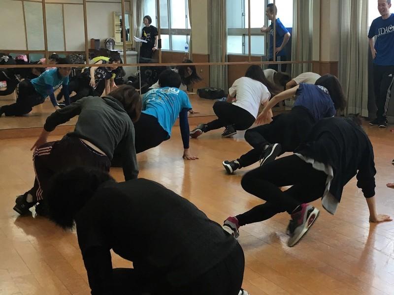 【ダンステクニックに繋げるピラティス】の画像