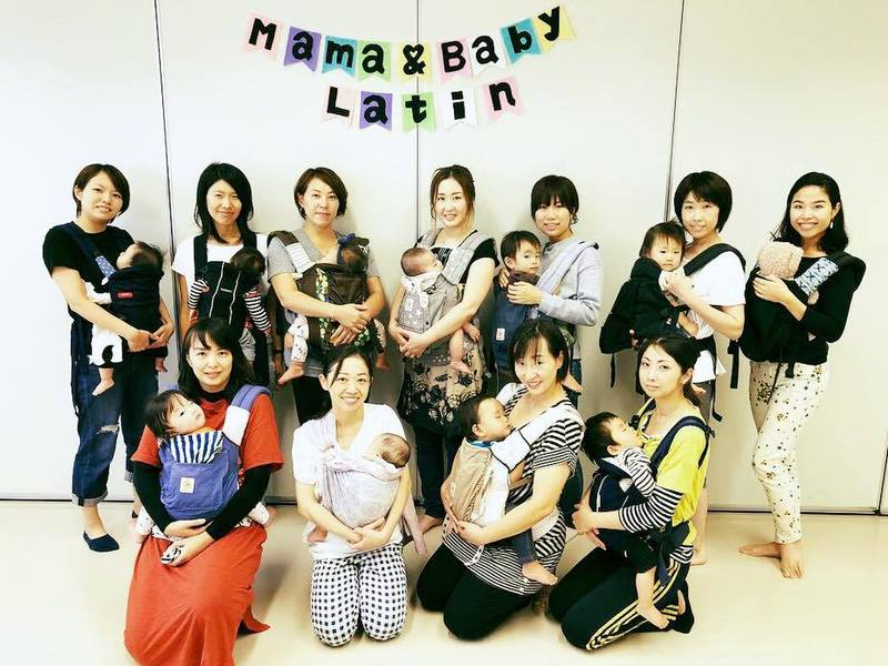 【ママ&ベビーラテン体験会】おうちでも出来るダンスシェイプアップの画像