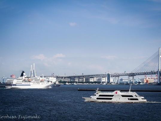 初心者向け写真教室@山下公園&横浜大桟橋周辺の画像